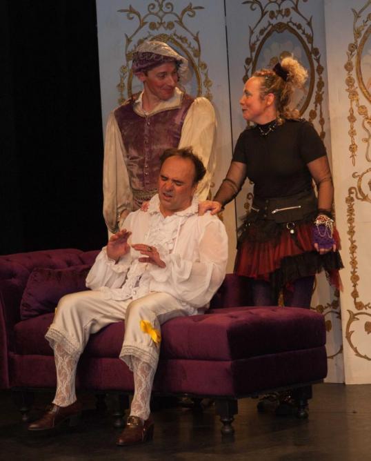 Suzette et le prince charmant